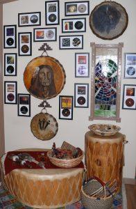 A few Taos Drums